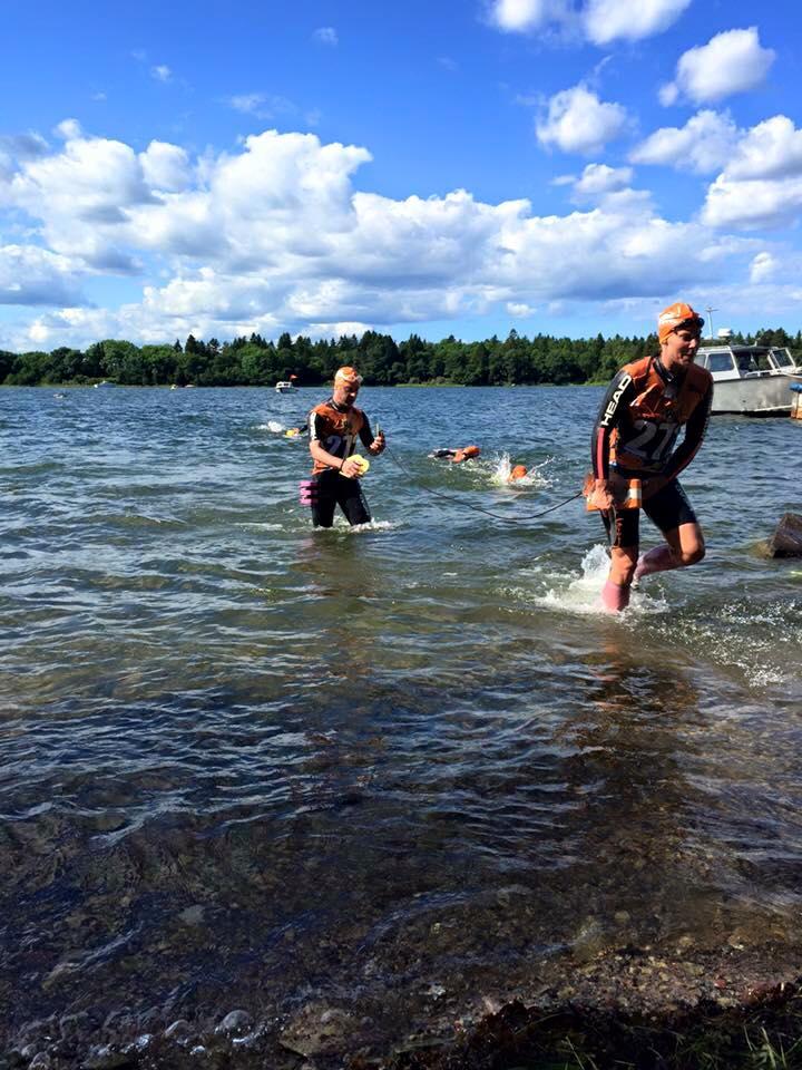 Swimrun Naturfys Amfibiemannen