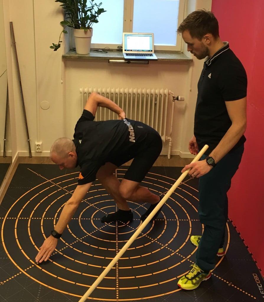 Naturfys träning rörlighet