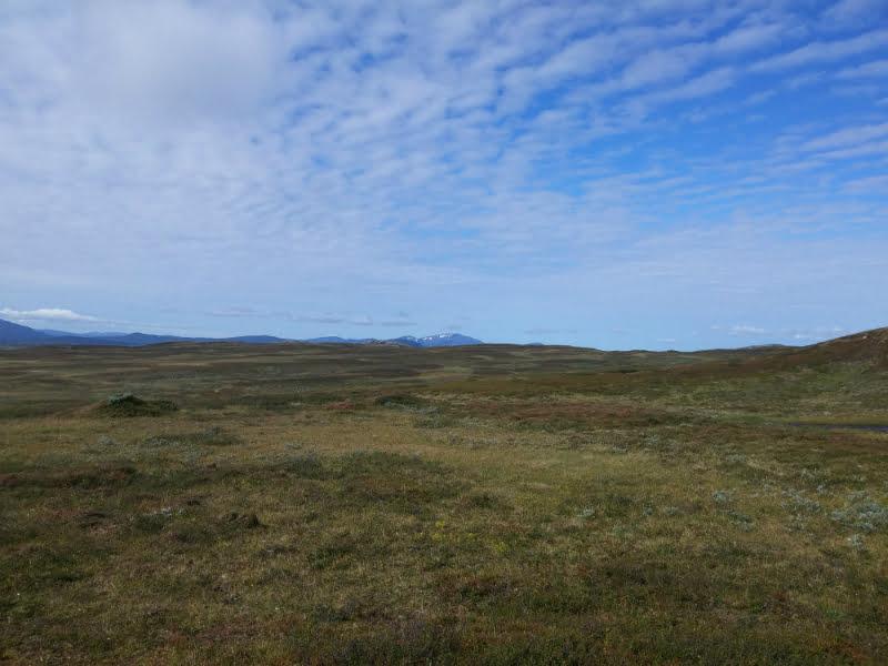 Jämtlandstriangeln, Sylarna till Blåhammaren