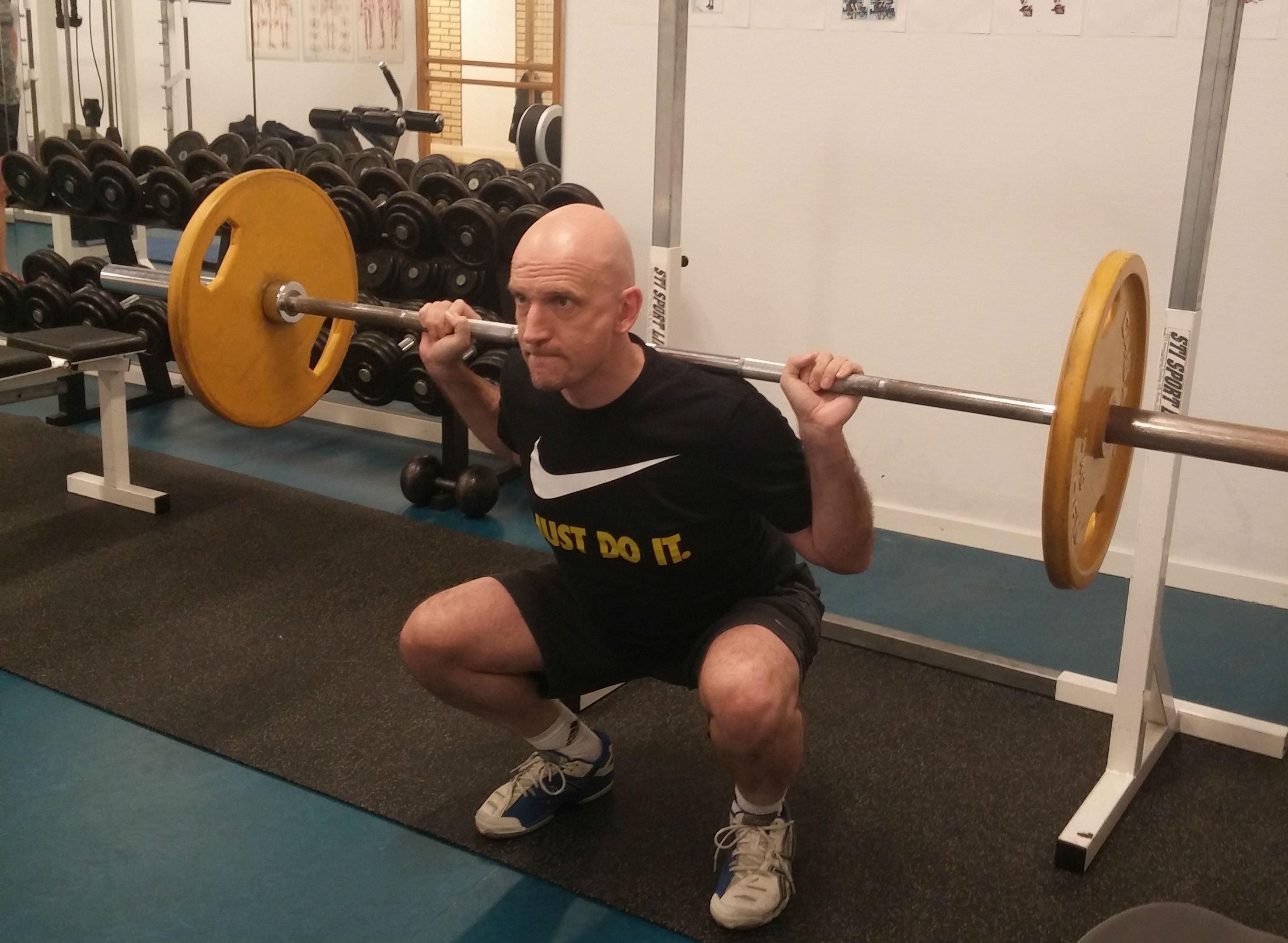 PT-träning med Naturfys